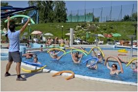 Aqua fitness, Hunguest Hotel Pelion, Tapolca