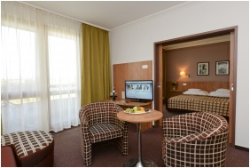 Junior suite - Hunguest Hotel Pelion