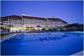 Sunset, Hunguest Hotel Pelion, Tapolca