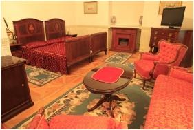 Superior szoba, Teleki-Degenfeld Kastélyhotel, Szirák