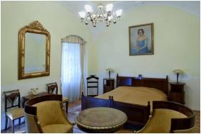 Superior room, Castle Hotel Teleki-Degenfeld, Szirak