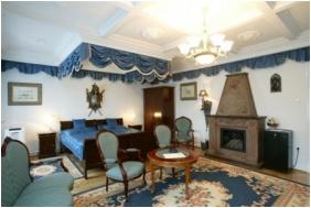 Teleki-Degenfeld Castlehotel, Superior room