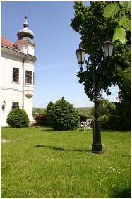 In the summer - Teleki-Degenfeld Castlehotel
