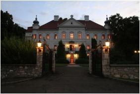Díszkivilágítás - Teleki-Degenfeld Kastélyhotel