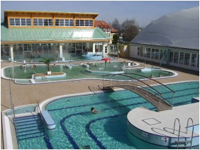 Thermal Hotel Aqua - Mosonmagyaróvár, Élménymedence