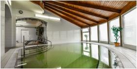 Thermal Hotel Aqua - Mosonmagyarovar, Inside pool