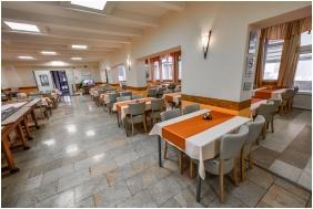 Aqua Hotel Thermal, Restaurant - Mosonmagyarovar