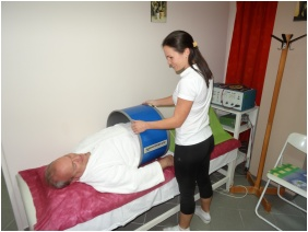 CE Hotel Fıt, Hevız, Treatment