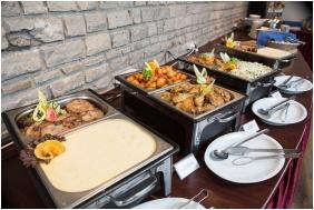 Restaurant, CE Hotel Fıt, Hevız