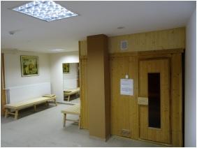 CE Hotel Fıt, Sauna - Hevız