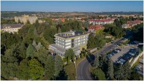 CE Quelle Hotel, Buıldınğ - Hevız