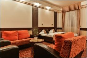 Junior suite, Apollo Thermal hotel & Apartments, Hajduszoboszlo