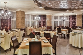 Apollo Thermal hotel & Apartments, Hajduszoboszlo, Restaurant