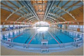 Belső medence, Thermal Hotel Balance , Lenti