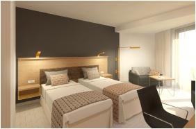Superior szoba, Thermal Hotel Balance , Lenti