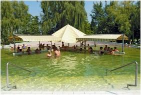 Thermal Hotel Balance , Lenti, Termálmedence