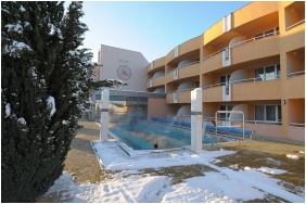 Belenus Termalhotel Superior, Zalakaros, In the winter