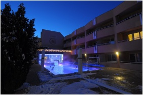 Belenus Thermalhotel Superior, Zalakaros, In the winter