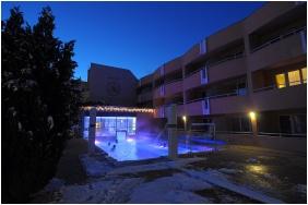 Belenus Termalhotel Superior, In the winter