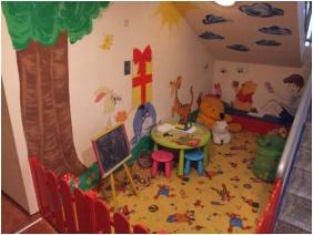 Playınğ room for chıldren