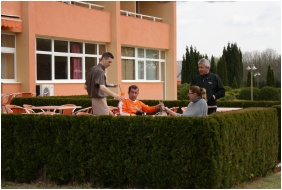 Belenus Thermal Hotel superior, Zalakaros, Nyitott terasz