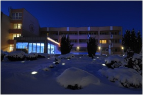 Belenus Thermalhotel Superior, In the winter