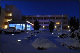 In the winter, Belenus Termalhotel Superior, Zalakaros