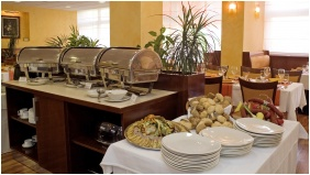 Belenus Thermalhotel Superior, Zalakaros, Buffet breakfast