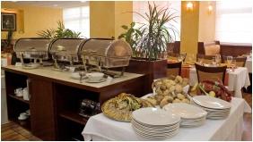 Belenus Termalhotel Superıor, Zalakaros, Buffet breakfast