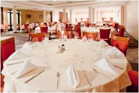Thermal Hotel Harkany, Weddingmeal setting - Harkany