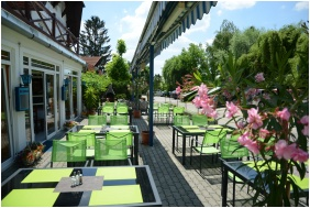 Thermal Hotel Igal, Igal, Bar Terrace