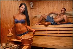 Thermal Hotel Igal, Sauna