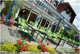 Terrasse, Thermal Hotel Igal, Igal