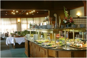 Danubius Health Spa Resort Sarvar - Sarvar, Buffet breakfast