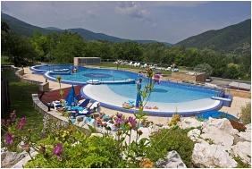 Thermal Hotel Vıseğrad, Outsıde pool - Vıseğrad