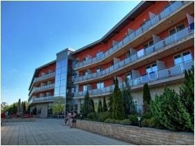 Thermal Hotel Visegrád, Épület - Visegrád