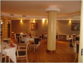 Thermal Apartments & Camping Harkany, Harkany, Restaurant