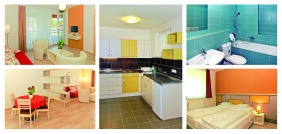 Family apartment, Thermal Apartments & Camping Harkany, Harkany
