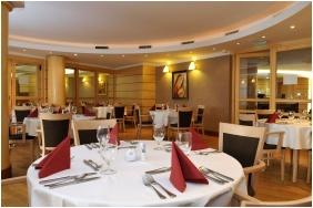 Restaurant, Thermal Apartments & Camping Harkany, Harkany
