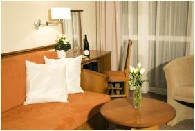 Superior szoba, Thermál Park Hotel, Egerszalók