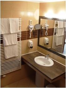 Fürdőszoba, Thermál Park Hotel, Egerszalók