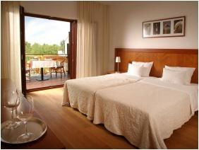 Tisza Balneum Hotel, Kétágyas szoba