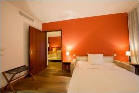 Tisza Balneum Hotel, Lakosztály