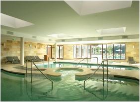 Tisza Balneum Hotel, Tiszafüred, Belső medence
