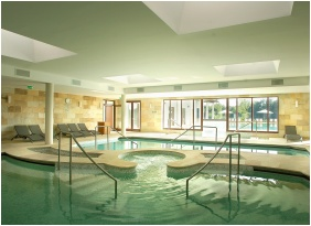 Tsza Balneum Hotel, nsde pool - Tszafured