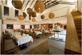 Étterem, Tisza Balneum Hotel, Tiszafüred