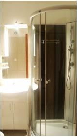 Hotel Tisza Corner, Shower