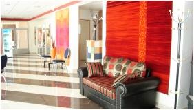 Fireplace - Hotel Tisza Corner