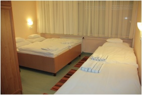 Hotel Tisza Corner, Room for four people