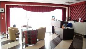 Hotel Tisza Corner, Reception